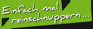 Logo Einfach mal reinschnuppern